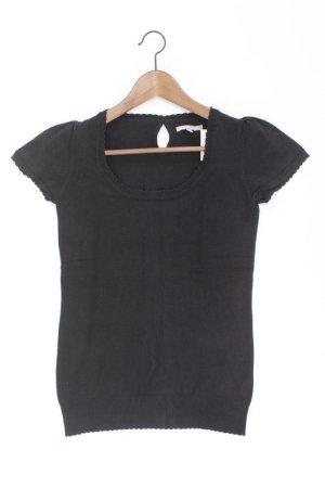 3suisses T-shirt czarny Wiskoza