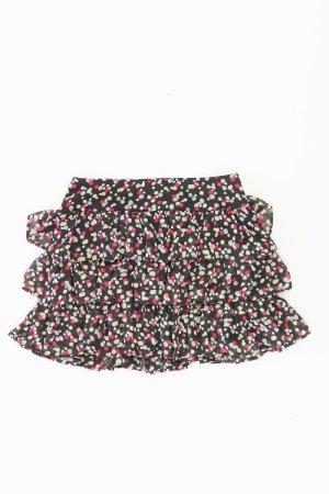 3SUISSES Tüllrock Größe 38 schwarz aus Polyester