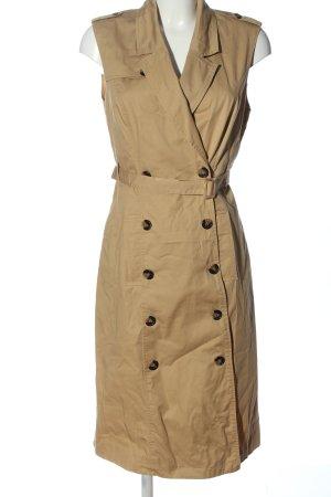 3suisses Geklede jurk bruin casual uitstraling