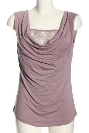 3suisses Watervaltop lila casual uitstraling
