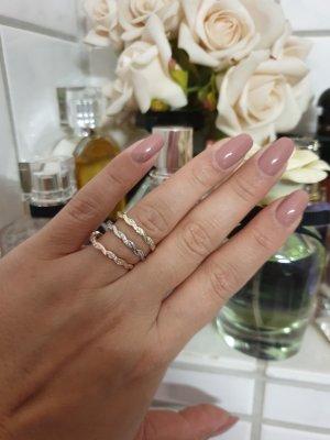 Elli Zilveren ring veelkleurig