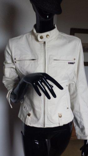 4Wards Jeansowa kurtka jasnobeżowy