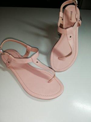 40 Graceland Schuhe Sandalen rosa