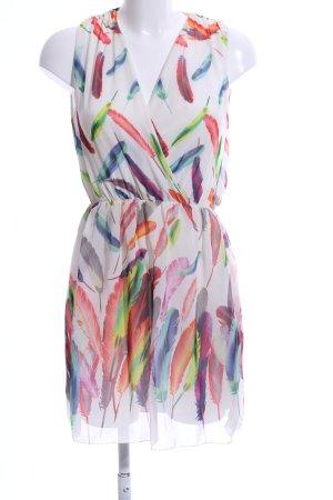 40 Grad Mini Dress allover print elegant