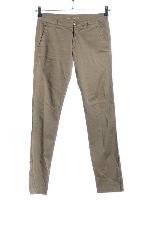 40Weft Pantalon en jersey gris clair style décontracté