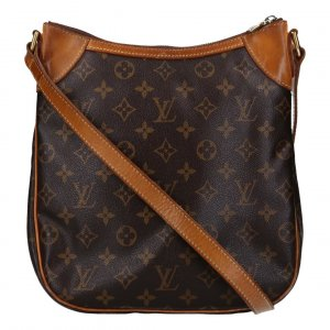 40253 LOUIS VUITTON ODEON PM UMHÄNGETASCHE AUS MONOGRAM CANVAS