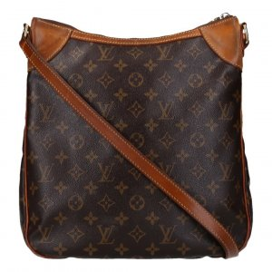40255 LOUIS VUITTON ODEON MM UMHÄNGETASCHE AUS MONOGRAM CANVAS
