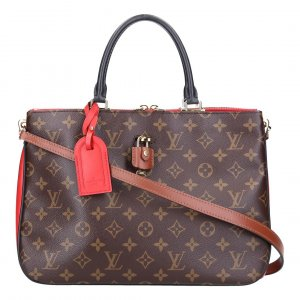 40732 LOUIS VUITTON MILLEFEUILLE HANDTASCHE AUS MONOGRAM CANVAS
