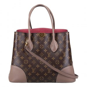 40940 LOUIS VUITTON FLANDRIN HANDTASCHE AUS MONOGRAM CANVAS