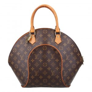 40978 LOUIS VUITTON ELLIPSE MM HENKELTASCHE AUS MONOGRAM CANVAS