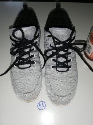 41 Schuhe sneakers lesara grau