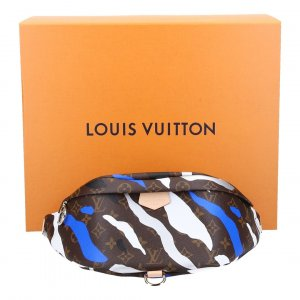 41059 LOUIS VUITTON BUMBAG BAUCHTASCHE AUS MONOGRAM LVxLoL CANVAS