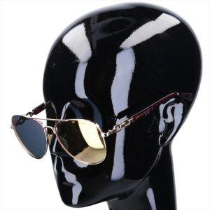 Michael Kors Gafas de piloto color oro metal