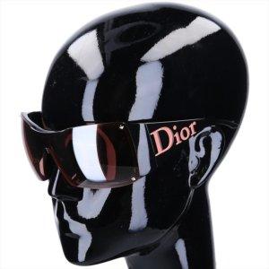 Christian Dior Gafas Retro negro