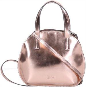41922 Jil Sander Navy Handtasche Tasche in Metallic