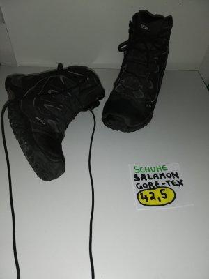 42,5 Schuhe salamon gore-trex Wanderschuhe winterschuhe