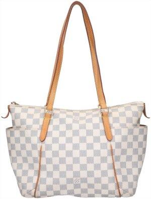 43008 Louis Vuitton Totally PM Tasche Handtasche Damier Azur Canvas