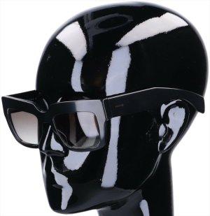 Prada Gafas de sol cuadradas negro acetato