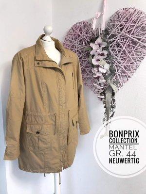 44 46 Mantel Jacke Herbst Winter Damen Mode blogger vintage boho Trenchcoat