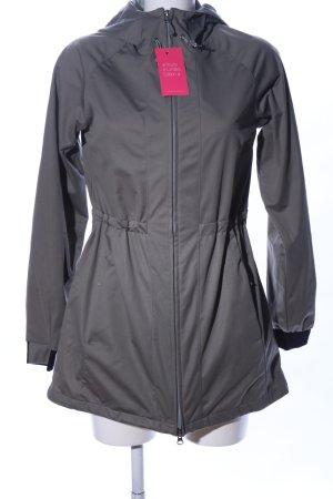 46 Nord Softshell Jacket light grey casual look