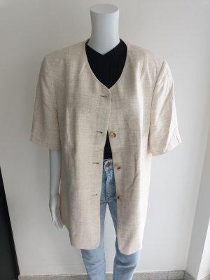 48 Jacke mantel parka trenchcoat Cardigan Strickjacke Oversize Pullover True Vintage Blazer Pulli