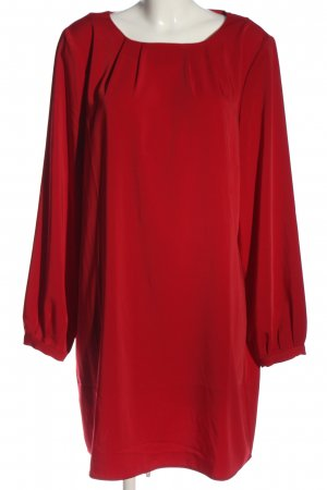4F Sukienka z długim rękawem czerwony W stylu casual