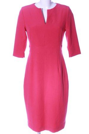 4F Robe mi-longue rose style décontracté