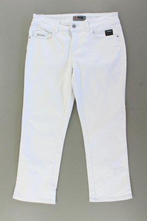 4Wards 7/8-jeans wolwit Katoen