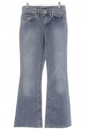 4Wards Boot Cut Jeans kornblumenblau Casual-Look