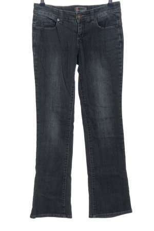 4Wards High Waist Jeans blau Casual-Look