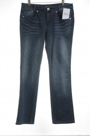 4Wards Low Rise Jeans steel blue casual look