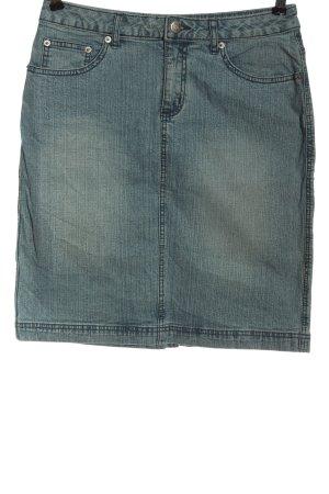 4Wards Gonna di jeans blu stile casual