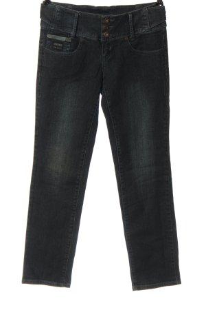 4Wards Jeans a gamba dritta nero stile casual