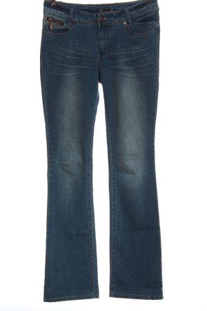 4Wards Boot Cut spijkerbroek blauw casual uitstraling