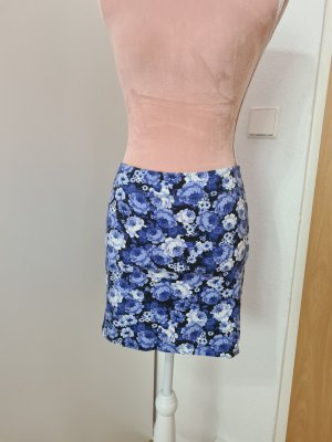 Gina Tricot Minifalda azul