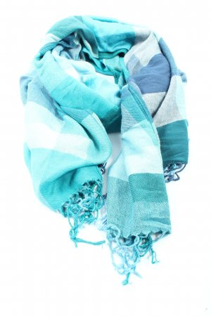 4YOU Fringed Scarf allover print casual look