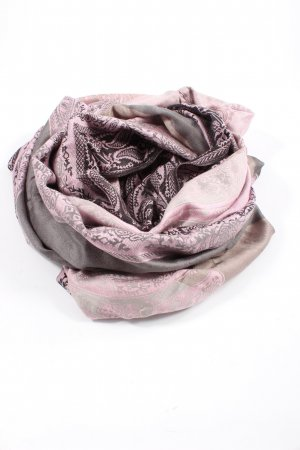 4YOU Tube Scarf pink-brown casual look