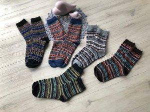 Nordic Socks Manchetten veelkleurig