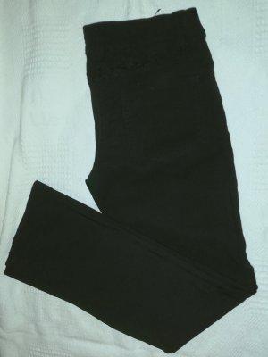 5 Pocket Hose in schwarz