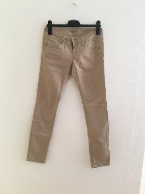 Terranova Pantalone cinque tasche sabbia