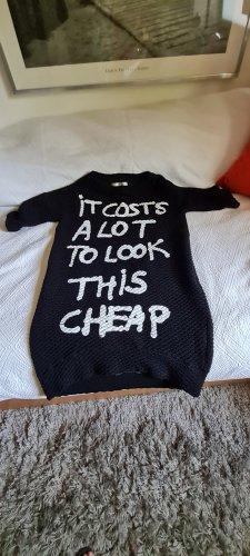 5 Preview Abito maglione nero Cotone