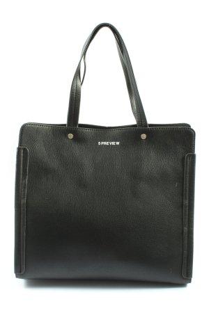 5 Preview Sac Baril noir style d'affaires