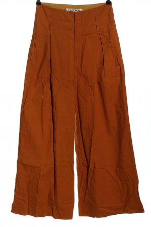 5 Preview High Waist Trousers light orange casual look
