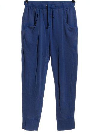 5 Preview Spodnie dresowe niebieski W stylu casual