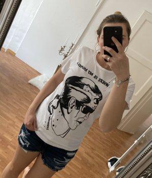 5 Preview T-Shirt black-white