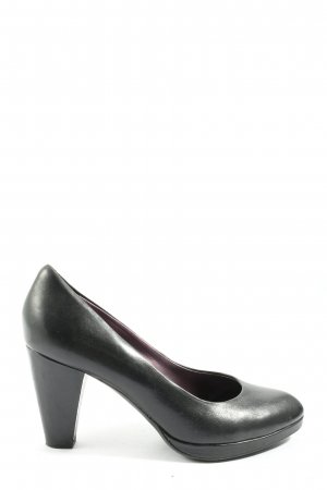 5 th Avenue High Heels black business style