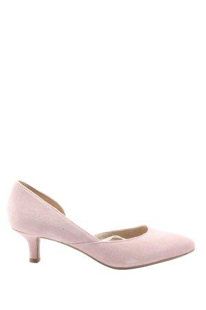 5 th Avenue Stiletto rose style décontracté