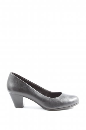 5 th Avenue Slip-on Shoes black business style