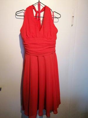 50er Kleid, Neckholderkleid, Cocktailkleid, Sommerkleid
