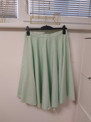 Hell Bunny Circle Skirt mint